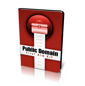 Public Domain First Aid Kit