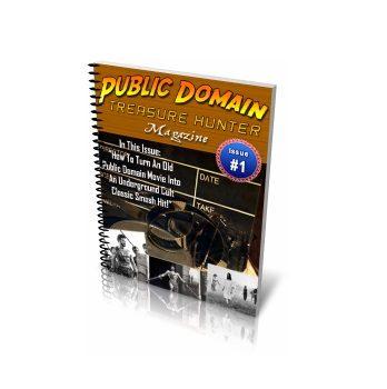 Public Domain Treasure Hunter Magazine Issue 1