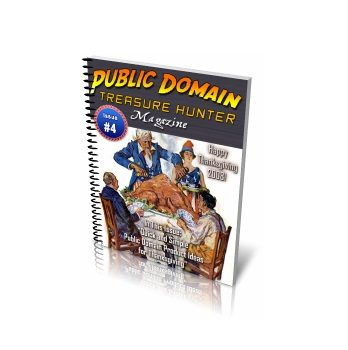 Public Domain Treasure Hunter Magazine Issue 4