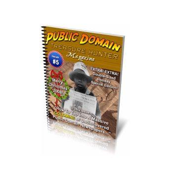Public Domain Treasure Hunter Magazine Issue 5