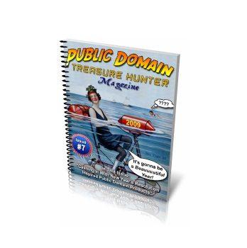 Public Domain Treasure Hunter Magazine Issue 7