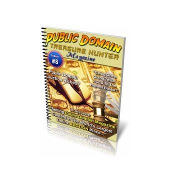 Public Domain Treasure Hunter Magazine Issue 8